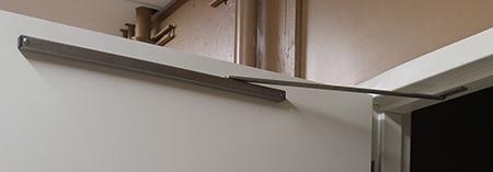 SPL Over-head door stop